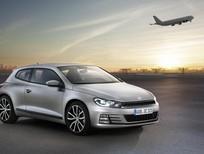 Cần bán Volkswagen Scirocco E đời 2013, màu trắng, nhập khẩu