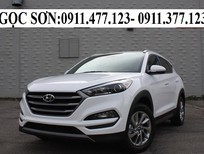 Cần bán xe Hyundai Tucson 2016, màu trắng, nhập khẩu nguyên chiếc