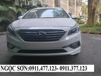 Cần bán xe Hyundai Sonata 2016, màu trắng, nhập khẩu