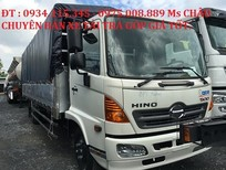 Cần bán xe Hino xe tải đời 2016, màu trắng, giá chỉ 800 triệu