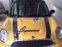 Bán ô tô Mini Cooper S đời 2008, màu vàng