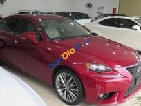 Bán ô tô Lexus IS 250 đời 2014, màu đỏ