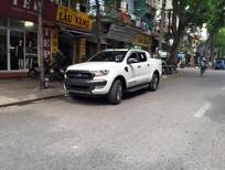 Bán ô tô Ford Ranger XLS 2.2 AT - màu trắng, giao ngay