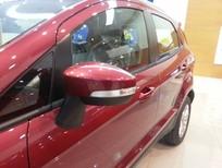 Bán xe Ford EcoSport titanium 1.5 - màu đỏ, giá rẻ, giao ngay
