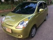 Cần bán xe Chevrolet Spark đời 2009, màu vàng còn mới, 146 triệu