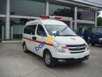 Bán Hyundai Starex cứu thương sản xuất 2016, màu trắng, xe nhập, giá chỉ 680 triệu