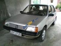 Bán xe Peugeot 205 sản xuất 1993, xe màu ghi, giá bán 105 triệu