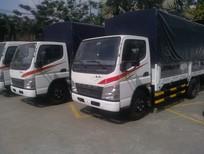 Đại lý xe tải Fuso Canter 1.9 tấn/1t9 giá rẻ, Cần mua xe tải Fuso 1.9 tấn trả góp giá rẻ