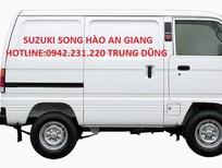 Bán Suzuki Supper Carry Van sản xuất 2016, màu trắng