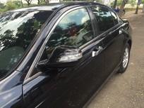Bán xe Honda Accord 2.4L đời 2011, màu đen, xe nhập