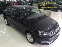 Cần bán Volkswagen Polo Sedan 1.6L 6AT 2016, màu đen, xe nhập. LH 0901.941.899
