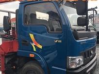 Xe cẩu- Bán xe tải gắng cẩu Veam VT490 gắng cẩu 3 tấn UNIC340( 4 khúc) giá rẻ