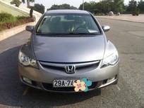 Cần bán Honda Civic AT 2008, màu xám