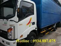bán xe tải veam vt340 3.5 tấn thùng dài 6.2m / veam 3t5 thùng dài 6m