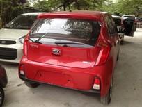 Bán ô tô Kia Morning 1.0 sản xuất 2016, màu đỏ new, nhập khẩu chính hãng