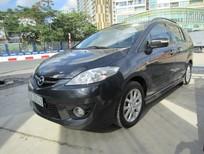 Bán xe Mazda 5 2009, màu đen, xe nhập, giá chỉ 685 triệu