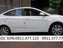Cần bán xe Hyundai Accent mới 2016, màu trắng, nhập khẩu chính hãng, 532 triệu