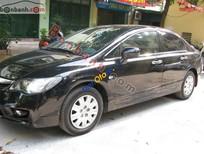 Bán Honda Civic 1.8AT 2010, màu đen, xe nhập, giá tốt