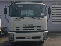 Cần bán đầu kéo Isuzu 2015 GVR, màu trắng, nhập khẩu chính hãng