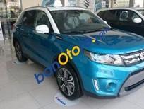 Bán Suzuki Vitara 2016, màu xanh lam, nhập khẩu chính hãng. Có xe giao ngay . 096.5678.426