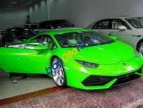 Bán Lamborghini Huracan đời 2015, màu xanh, nhập khẩu