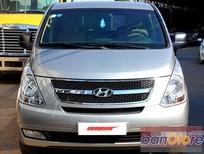 Cần bán lại xe Hyundai Starex 2.4MT đời 2014, màu bạc, xe nhập, số sàn, giá tốt