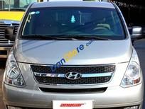 Anycar Vietnam bán xe Hyundai Starex 2.4MT 2014, màu bạc số sàn