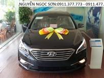 Cần bán xe Hyundai Sonata năm 2016, màu đen, nhập khẩu nguyên chiếc