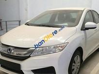 Bán ô tô Honda City đời 2015, màu trắng