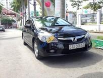 Bán Honda Civic 1.8 đời 2010, màu đen số tự động