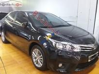 Cần bán lại xe Toyota Corolla altis 1.8G 2015, màu đen, nhập khẩu nguyên chiếc số tự động