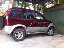 Cần bán lại xe Daihatsu Terios năm 2004, màu đỏ chính chủ