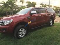 Cần bán Ford Ranger XLS MT năm 2013, màu đỏ, xe nhập