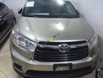 Cần bán xe Toyota Highlander LE đời 2014, màu bạc nhập khẩu - LH Hải 0944260995