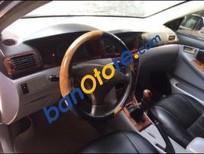 Bán Toyota Corolla năm 2003, màu đen, giá 265tr