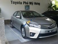 Toyota Corolla Altis 1.8G khuyến mãi cực tốt, đủ màu giao ngay, 2 màu nội thất, lãi suất 0.4% tặng bảo hiểm 2 chiều