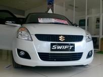 Cần bán xe Suzuki Swift đời 2016, màu trắng, nhập khẩu nguyên chiếc