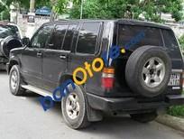 Bán Isuzu Hi lander đời 1997, màu đen, nhập khẩu nguyên chiếc xe gia đình