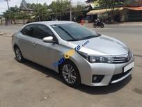 Cần bán xe Toyota Corolla G AT đời 2015, màu bạc, 798 triệu