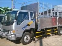 Mua xe tải Jac 3.45 tấn, 3t45, 3,45 tấn Model HFC1061K1 JAC – công nghệ Isuzu bán trả góp thùng dài 4m3