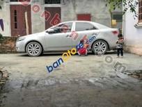 Bán xe Kia Forte 1.6AT đời 2012, màu bạc giá cạnh tranh, xe còn rất mới