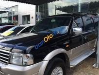 Bến Thành Ford bán ô tô Ford Everest 4x4 MT đời 2005, màu đen số sàn