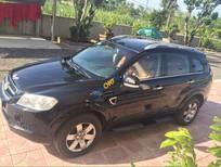 Bán xe Chevrolet Captiva LTZ sản xuất 2009, màu đen