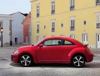Bán xe Volkswagen New Beetle E 2016, màu đỏ, nhập khẩu chính hãng