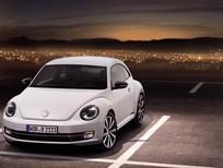 Cần bán Volkswagen New Beetle E 2016, màu trắng, nhập khẩu nguyên chiếc
