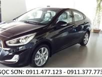 Cần bán Hyundai Accent mới 2016, màu đen, nhập khẩu chính hãng, 532tr