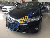 Bán Toyota Corolla altis G đời 2016, màu đen