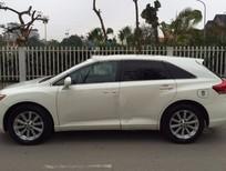 Cần bán Toyota Venza 2.7 đời 2010, màu trắng, nhập khẩu còn mới