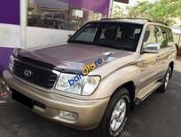 Bán xe Toyota Land Cruiser GX4500 đời 2001, màu hồng số sàn, giá 410tr