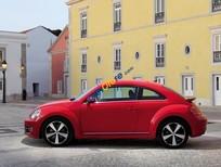 Bán Volkswagen New Beetle E sản xuất 2016, màu đỏ, nhập khẩu